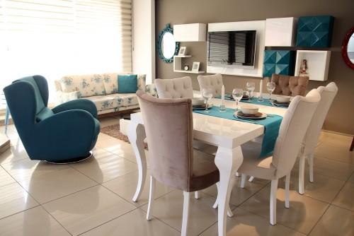 Bluewer Yemek Odası