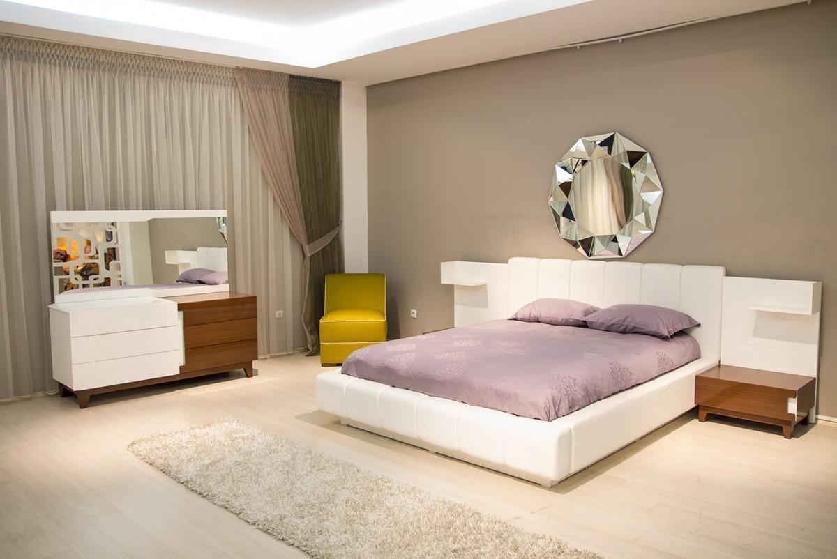 Elegant Yatak Odası